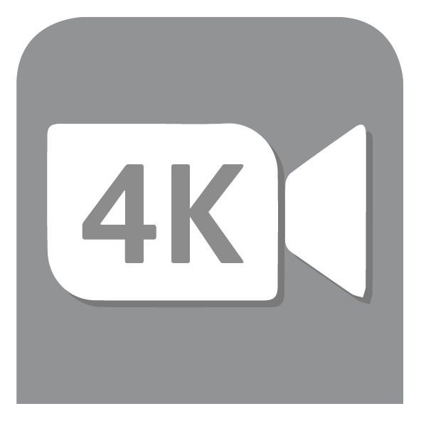 Video 4k Logo
