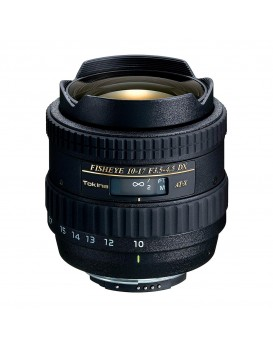 OBJECTIF 10-17mm f/3.5-4.5 AT-X 107 DX  TOKINA