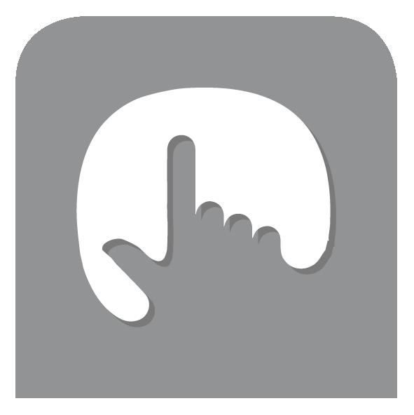 Ecran tactil pivot Logo